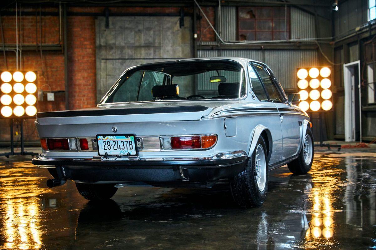 BMW 3.0 CSL Polaris White