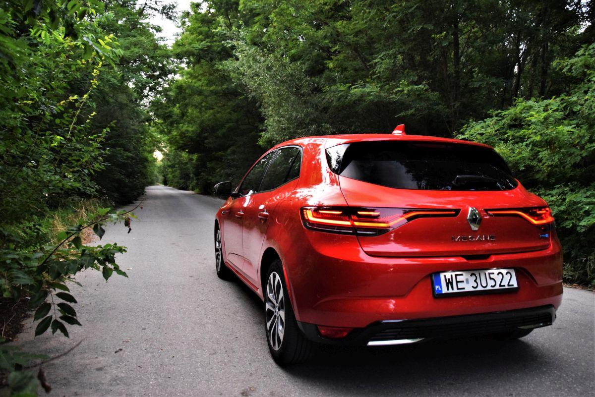 Renault Megane Hybrid 2021
