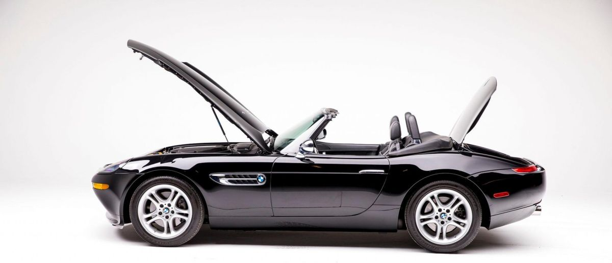 BMW Z8 - profil