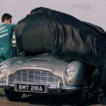 Aston Martin DB5 Vettel Stroll