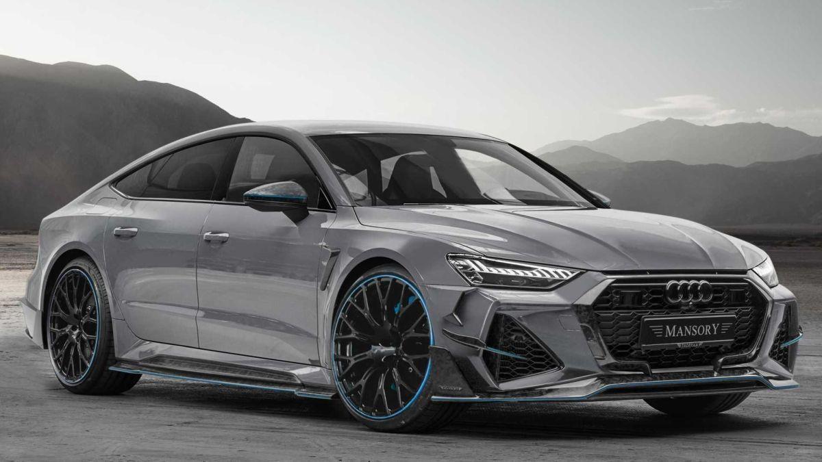 Audi RS7 odMansory