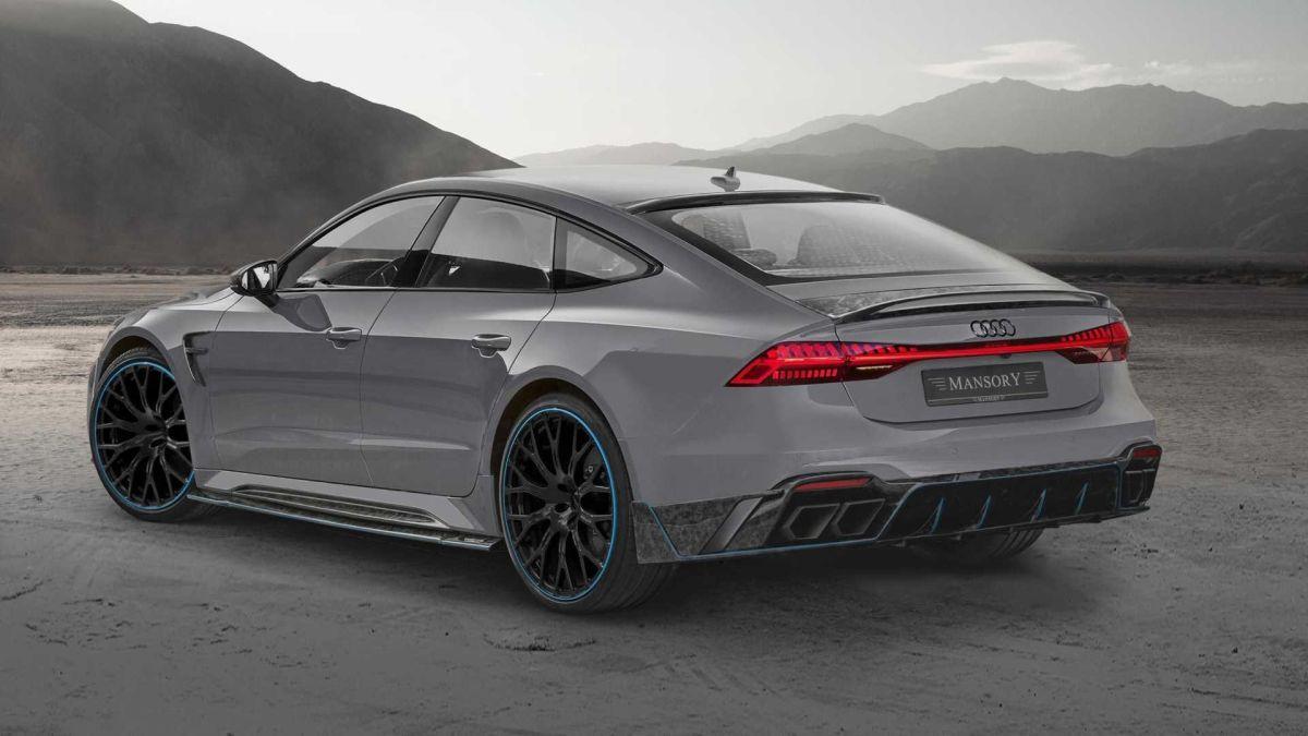 Audi RS7 Mansory 2021
