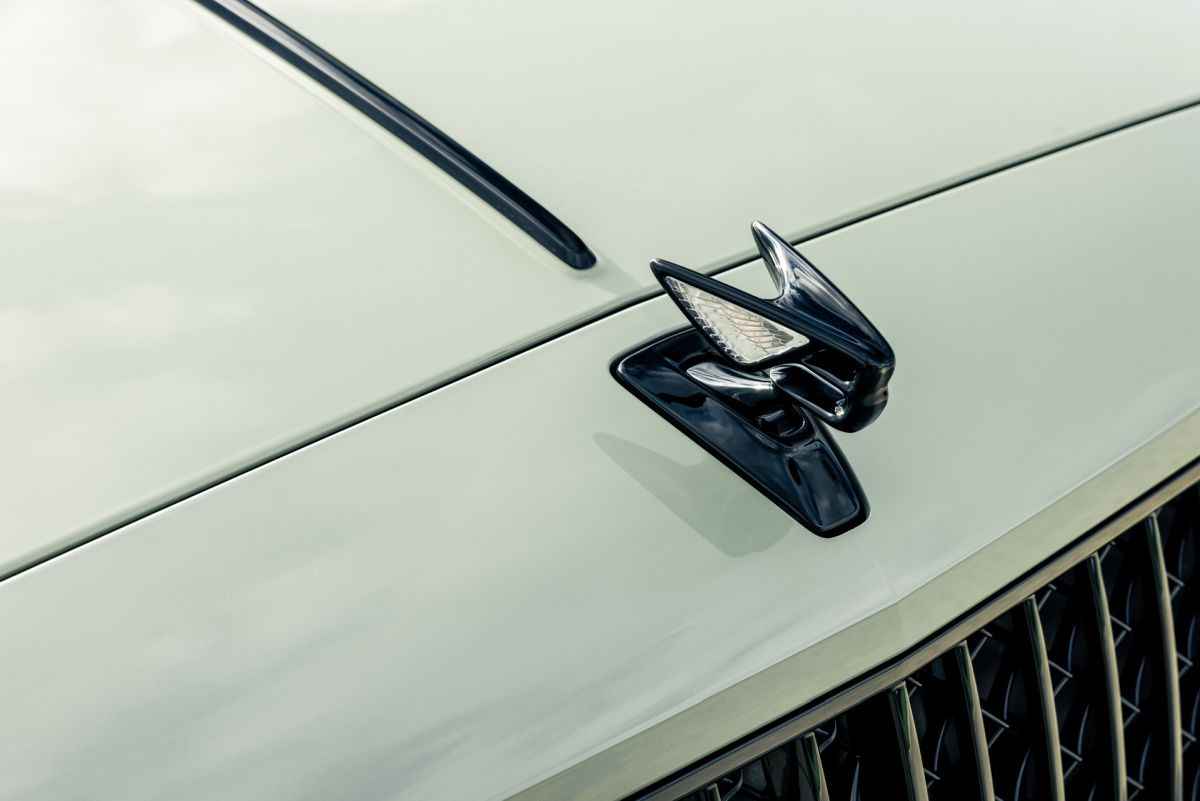 Bentley nowe lakiery