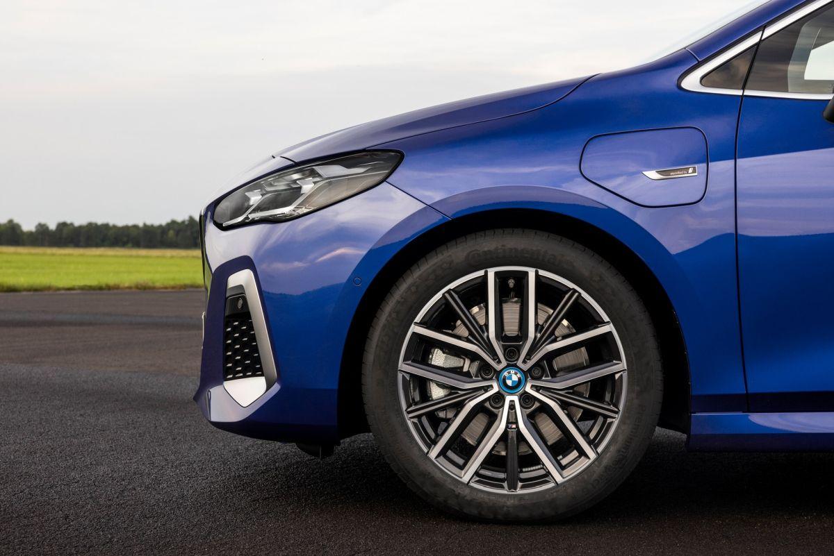 BMW Serii 2 Active Tourer 2022 Hybrid plug-in