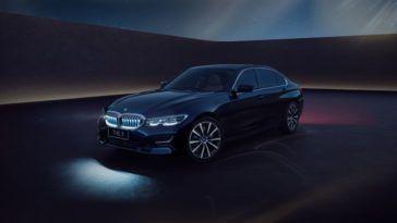 BMW Serii 3 Iconic Edition 2021