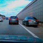 Szybka karma dla kierowcy Audi