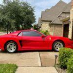Nieudana replika Ferrari