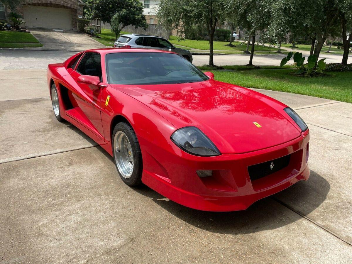 Chevrolet Camaro Ferrari replica