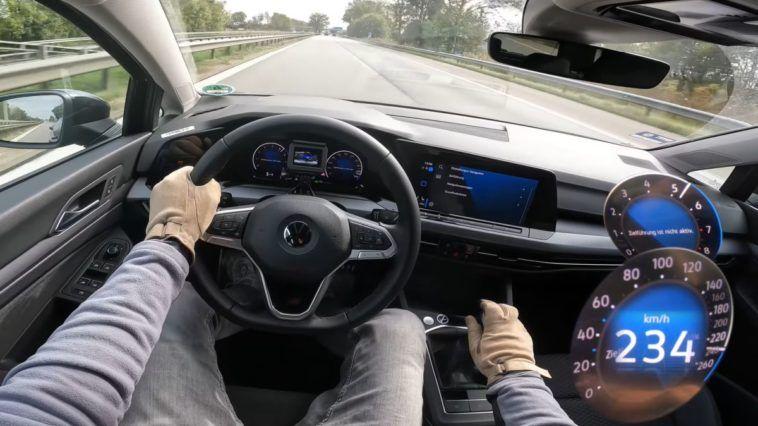 Nowy Volkswagen Golf 1.5 TSI - osiągi