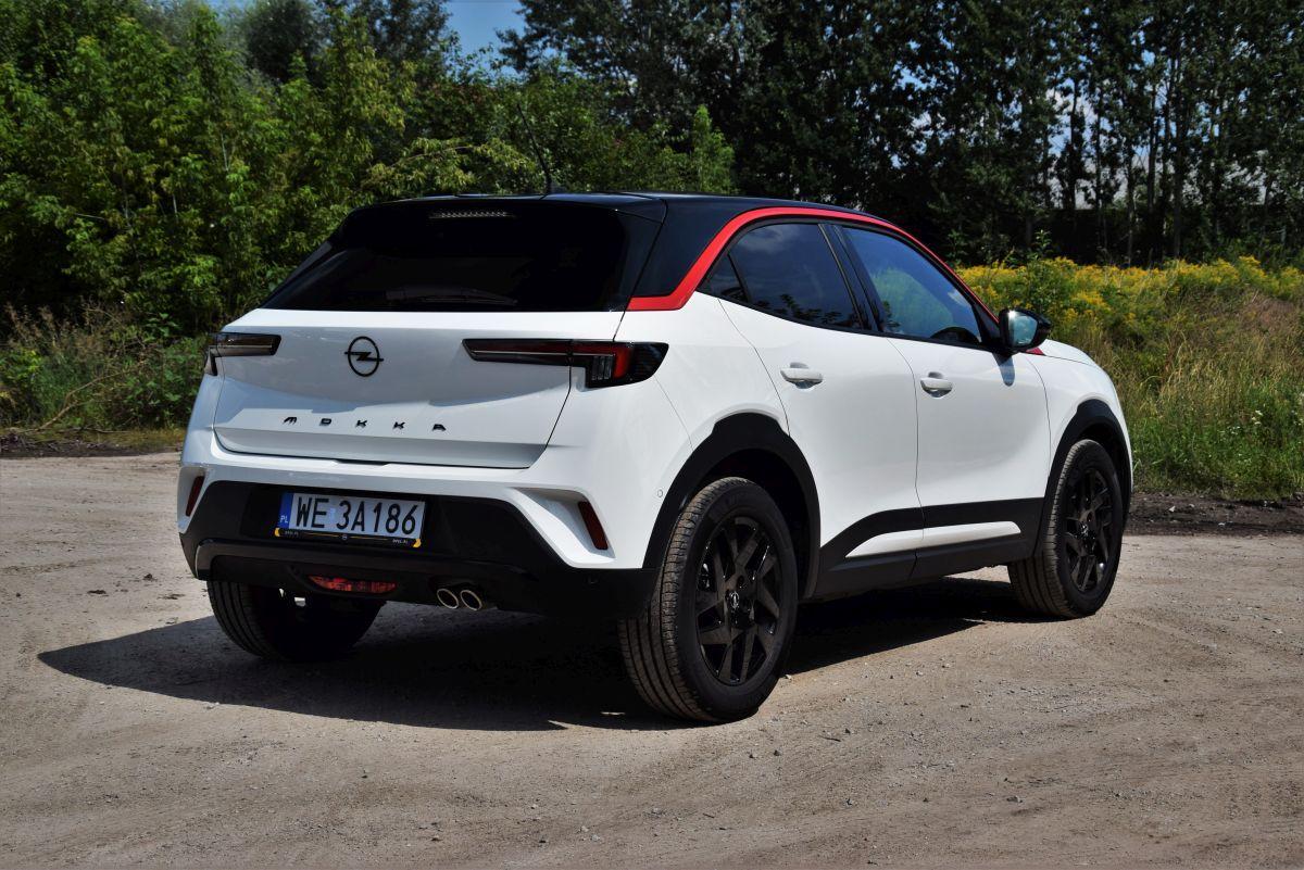 Nowy Opel Mokka