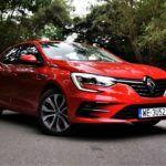 Renault Megane E-Tech test