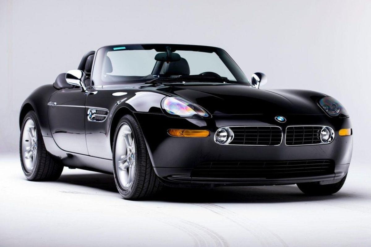 BMW Z8 na sprzedaż