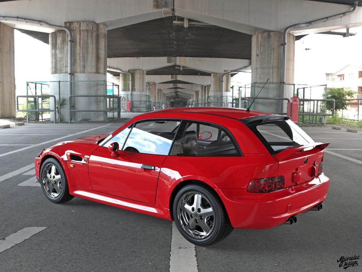 Toyota Supra BMW Z3 Abimelec Design