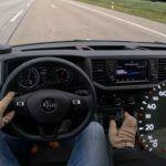 Volkswagen e-Crafter - v-max